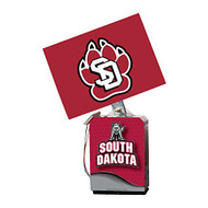 "NCAA South Dakota Coyotes Adult Solar Buddy 6.5"" X 4"" Red - DD654448"