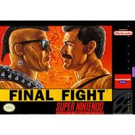 Final Fight For Super Nintendo SNES - EE654808