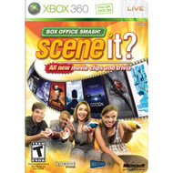 Scene It? Box Office Smash Gameonly For Xbox 360 Trivia - EE655146