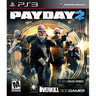 Payday 2 For PlayStation 3 PS3 Fighting - EE655305