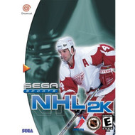 NHL 2K For Sega Dreamcast Hockey With Manual and Case - EE655361