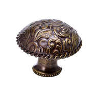Carpe Diem Hardware 8050-3 Tularosa Large Knob Antique Brass - DD655756