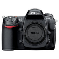 Nikon D300S 12.3MP Dx-Format CMOS Digital SLR Camera With 3.0-inch LCD - EE656039