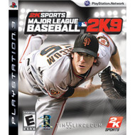 Major League Baseball 2K9 For PlayStation 3 PS3 - EE656887