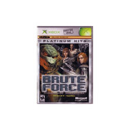 Brute Force For Xbox Original Shooter - EE657386