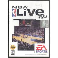 NBA Live 96 For Sega Genesis Vintage Basketball - EE657747