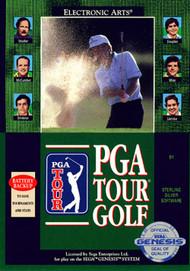 PGA Tour Golf For Sega Genesis Vintage - EE657748
