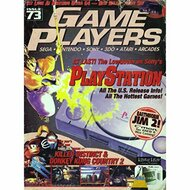 Game Players Magazine Issue 73 July 1995 Vol 8 NO.7 By Chris Slate - D657965
