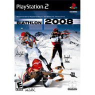Biathlon 2008 For PlayStation 2 PS2 With Manual and Case - EE658006