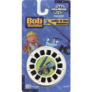 Bob The Builder View-Master 3 Reel Set 21 3D Images Toy - EE658270