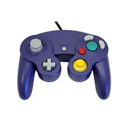 GameCube USB Controller Purple For Windows MAC And Linux By Mars - ZZZ99125