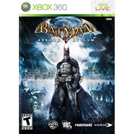 Batman: Arkham Asylum Gamestop Exclusive For Xbox 360 With Manual and - EE658507
