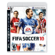 FIFA Soccer 10 For PlayStation 3 PS3 With Manual And Case - EE658505