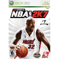 NBA 2K7 For Xbox 360 Basketball With Manual and Case - DD658841