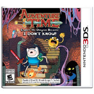 Adventure Time: Explore The Dungeon Because I Don't Know! For 3DS - EE659619