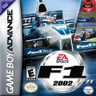 F1 2002 For GBA Gameboy Advance - EE659946