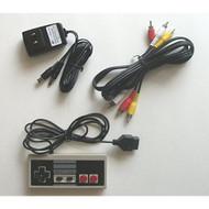 NES Original NES Hookup Kit AC Adapter Power Cord AV Cable For - ZZ660404
