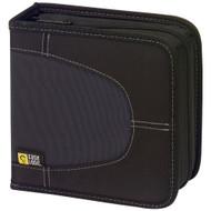 Case Logic CDW-32BLACK Nylon CD Wallets 32 Disc Accessories - EE660650