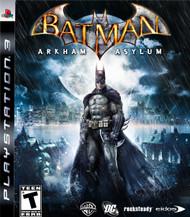 Batman: Arkham Asylum For PlayStation 3 PS3 - EE660654