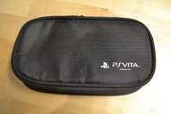 PlayStation Ps Vita Nylon Case Black For Ps Vita - EE660706