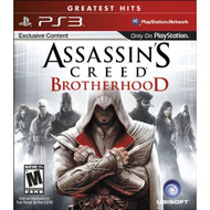 Assassin's Creed: Brotherhood For PlayStation 3 PS3 - EE661240