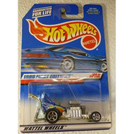 Qiyun 1999 First Editions Hot Wheels 680 Baby Boomer No 24 26 Mf Blue - DD661591