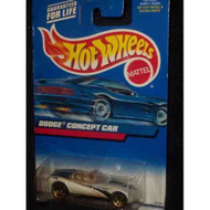 #2000-167 Dodge Concept Car Malaysia Collectible Collector Car Mattel - DD661609