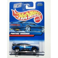 Hot Wheels Pontiac Rageous 2000 119 Variant Card China Base Toy - DD661618