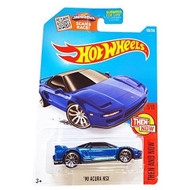 Hot Wheels 103/250 2016 Then And Now 3/10 '90 Acura Nsx By Mattel Toy - DD661621