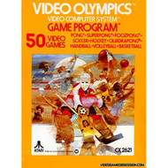 Video Olympics For Atari Vintage Arcade - EE661756