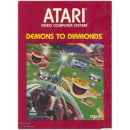 Demons To Diamonds For Atari Vintage - EE661763