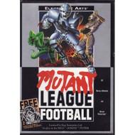 Mutant League Football For Sega Genesis Vintage - EE661858