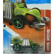 Hot Wheels Eevil Weevil Thrill Racers Cave '11 Die Cast Car 208/244 - DD661867