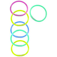 Darice Glow Sticks Bracelet 6-pack Toy - DD661883