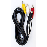 Sega Genesis 2 3 Nomad Or 32X Standard AV Cable - ZZ662022