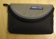 ALS Industries Zipped Nylon Game Pouch Gray Black GBA Grey Multi-Color - EE662046