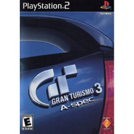 Gran Turismo 3 A-Spec For PlayStation 2 PS2 Racing - EE662193