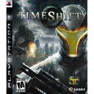 Timeshift For PlayStation 3 PS3 With Manual and Case - EE662526