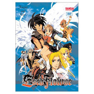 Escaflowne Forever & Ever Vol 8 On DVD With Kirby Morrow - EE662700