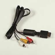 Generic PlayStation PS3 PS2 PS1 Console System AV Audio Video Cable - ZZ662748