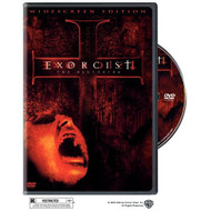 Exorcist The Beginning Widescreen Edition On DVD with Stellan - DD662818