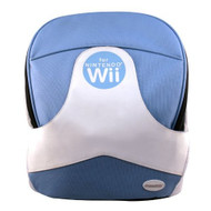 Dreamgear Back Pack Blue / White Wii For Wii Multi-Color - EE663024
