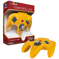 N64 Wired Classic Controller Yellow - ZZ663230
