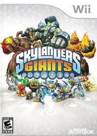Skylanders Giants For Wii And Wii U - EE663368