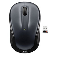 Dark Silver Logitech Wireless Mouse M325 With Designed-For-Web - ZZ663569