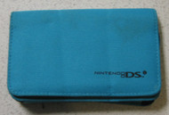 BD&A Teal Wallet Case For DSi Blue Pouch - EE664143