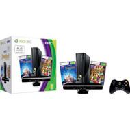 Xbox 360 4GB Kinect Console Bundle With Kinect Disneyland Adventures - ZZ664156