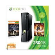 Xbox 360 250GB Value Bundle Halo Reach Fable 3 - ZZ664151