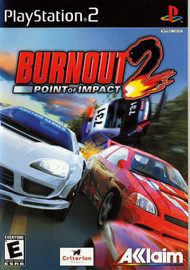 Burnout 2: Point Of Impact PLAYSTATION2 For PlayStation 2 PS2 Racing - EE664185