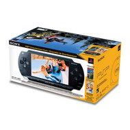 PlayStation Portable Entertainment Pack 1GB PSP 1000 - ZZ664501